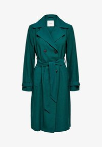 JDY - JDYARYA - Trench - deep teal - 5