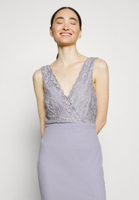 Nly by Nelly - BREAK YOUR HEART LACE GOWN - Occasion wear - dusty blue - 3