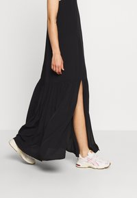 Weekday - ALVA DRESS - Maxi dress - black - 4