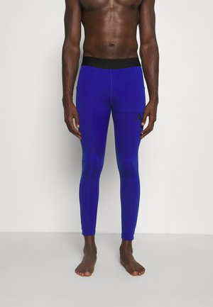 DCOLD.RDY COMPRESSION - Leggings - blue