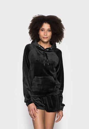 CECILIA - Pyjamashirt - black