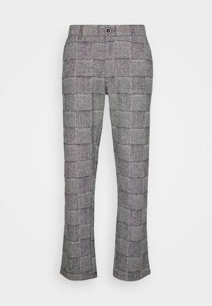 AKJOHN PANTS - Pantalon classique - cavair