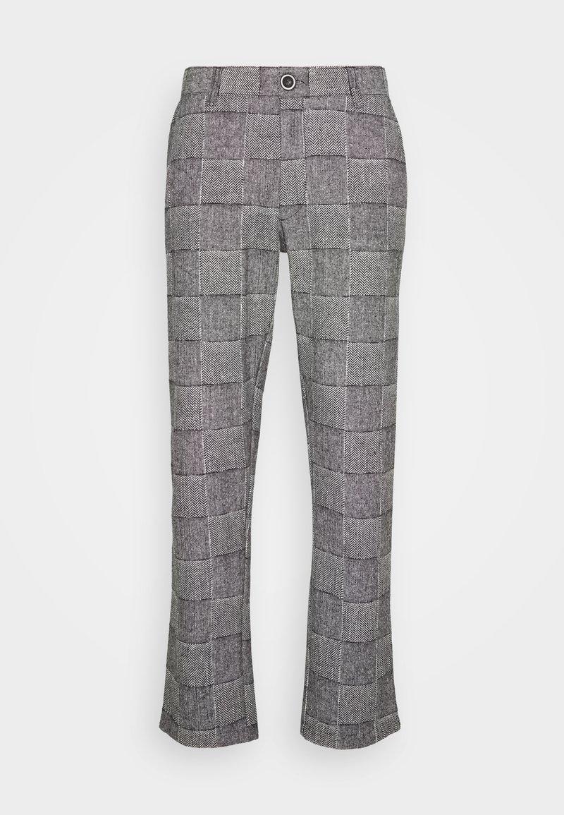 Anerkjendt - AKJOHN PANTS - Kalhoty - cavair