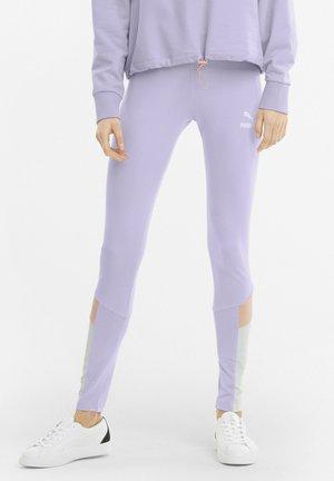 ICONIC - Leggings - Trousers - light lavender