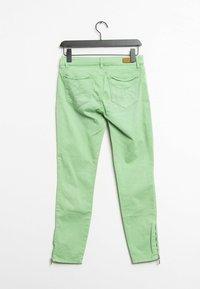 Esprit - Slim fit jeans - green - 1