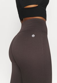 Cotton On Body - SEAMLESS HI LOW 7/8 - Tights - peppercorn - 4