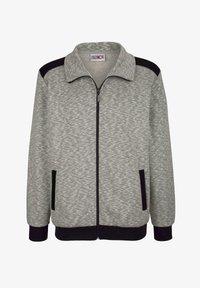 Roger Kent - Zip-up sweatshirt - grau,schwarz - 3