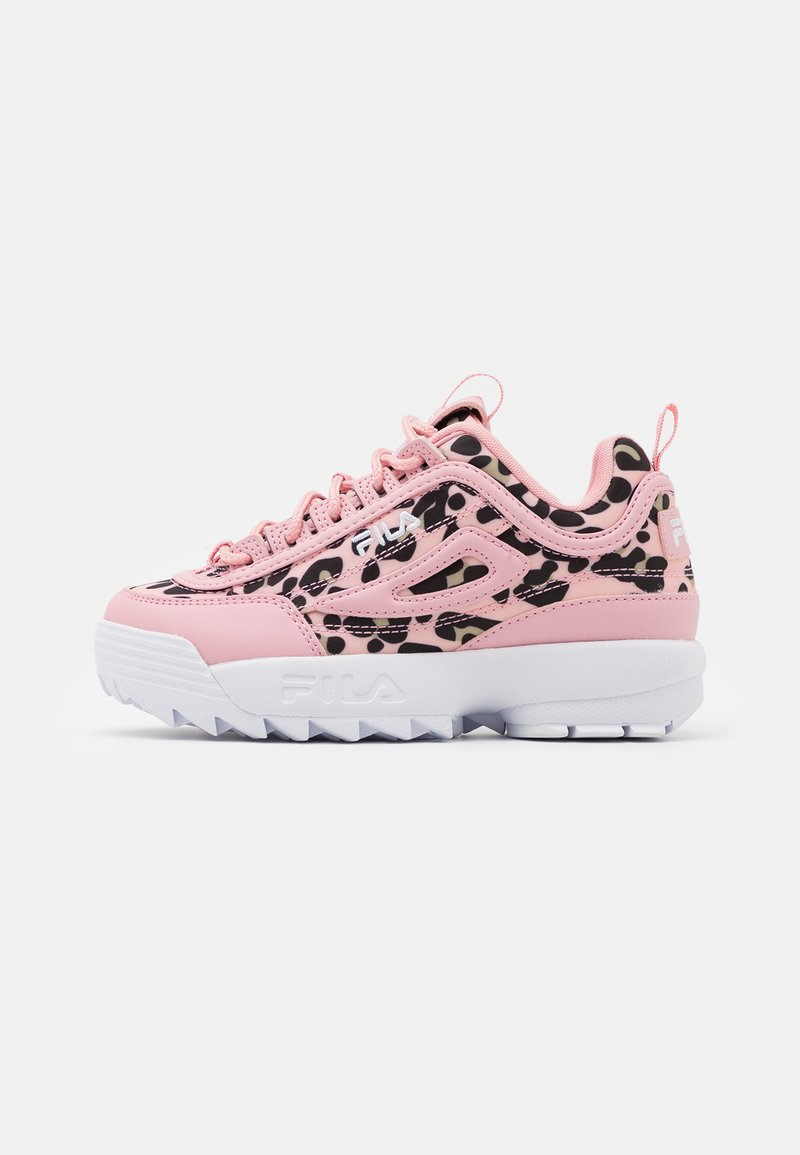 Fila - DISRUPTOR KIDS - Sneaker low - coral blush