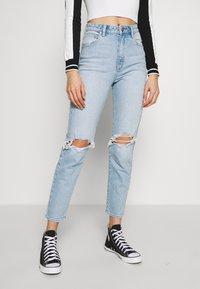 Abrand Jeans - Jean slim - blue denim - 0