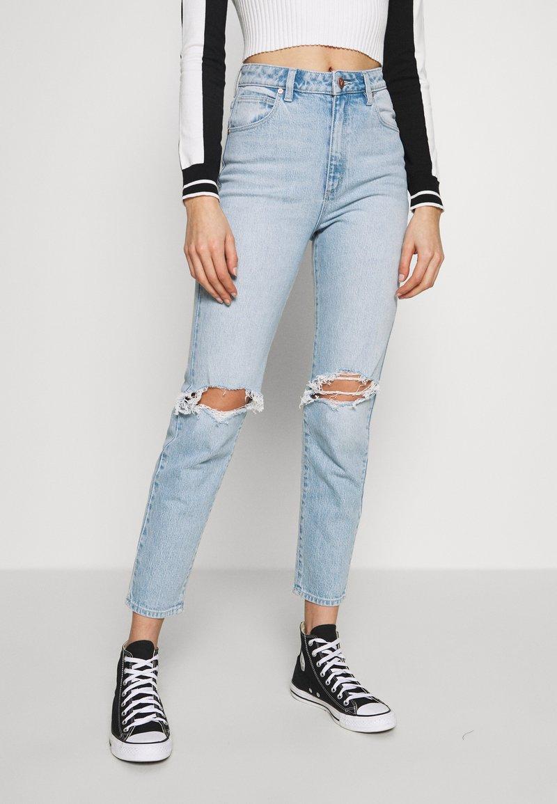 Abrand Jeans - Jean slim - blue denim