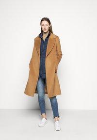 Lauren Ralph Lauren - MATTE FINISH COAT - Down coat - navy - 1