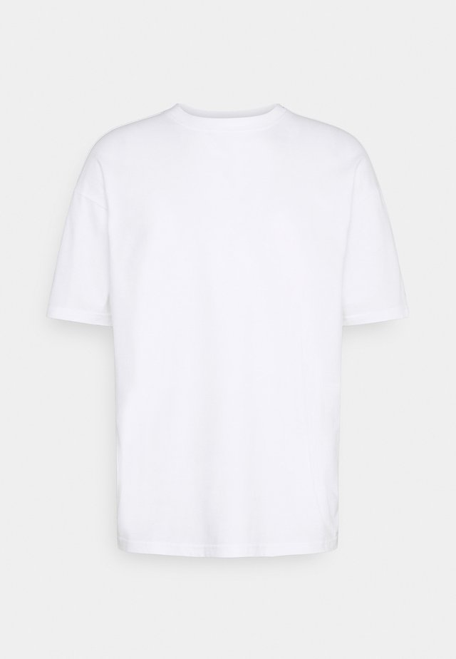 BROOK TEE - T-shirts print - white