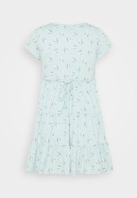 Hollister Co. - SHORT DRESS - Vestido ligero - mint - 7