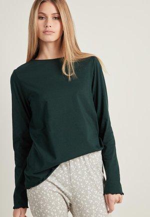 Maglia del pigiama - grun - 036u - pine green