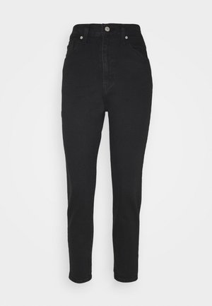 HIGH WAISTED - Jeans Tapered Fit - flash back