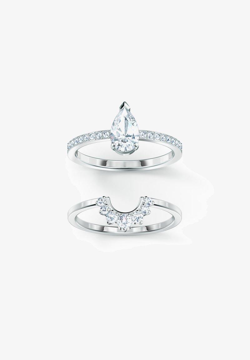 Swarovski - SET - Ring - white