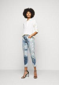 Polo Ralph Lauren - NALIA WASH - Skinny džíny - bleached indigo - 1
