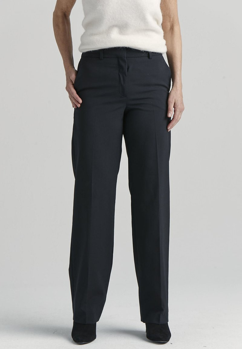 STOCKH LM - Trousers - black