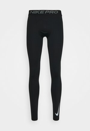 WARM - Legging - black/white