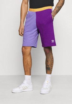 BLOCKED UNISEX - Shorts - active pur