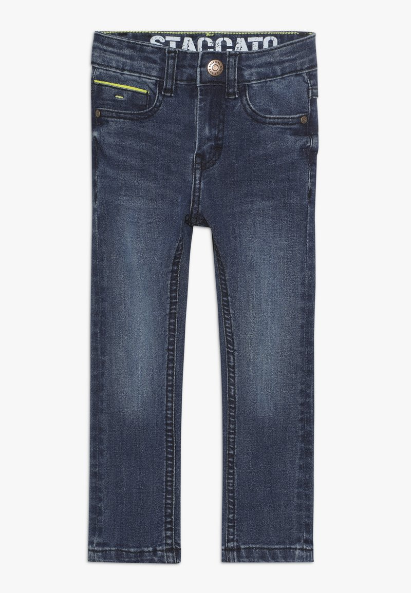 Staccato - KID - Jeans Skinny Fit - mid blue denim