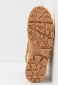 Nike Sportswear - RHYODOMO - Korkeavartiset tennarit - wheat/light bone/brown/baroque brown - 4