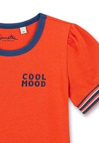 Sanetta Kidswear - Print T-shirt - red - 2