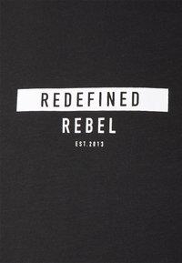 Redefined Rebel - GUTI TEE - Long sleeved top - black - 7