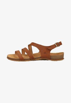 Sandals - wood