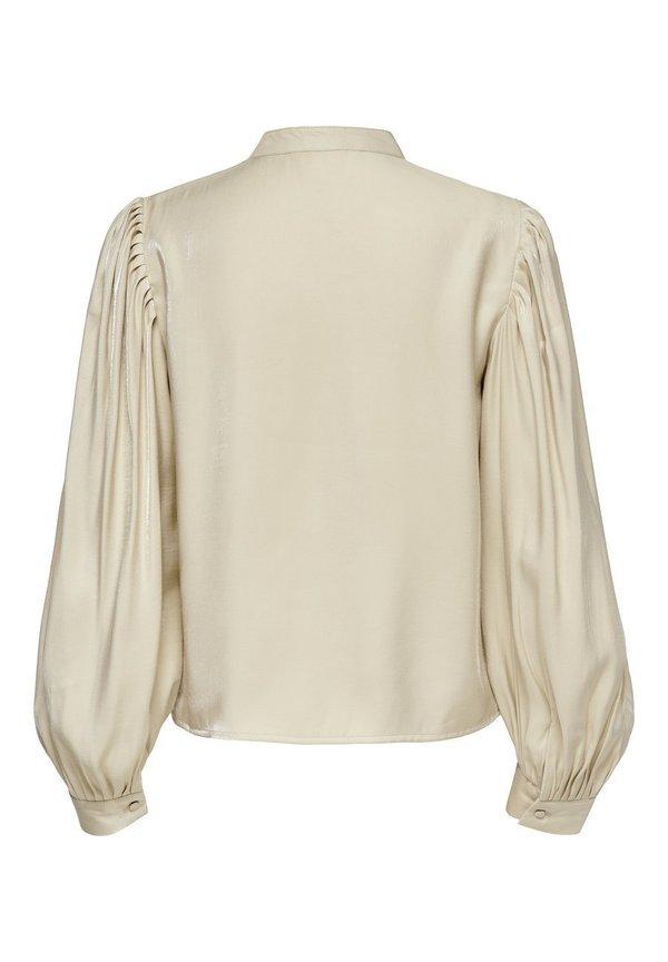 ONLY Koszula - macadamia/biały HVLE
