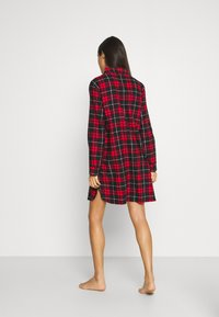 DKNY Intimates - SLEEPSHIRT - Nightie - ruby - 2