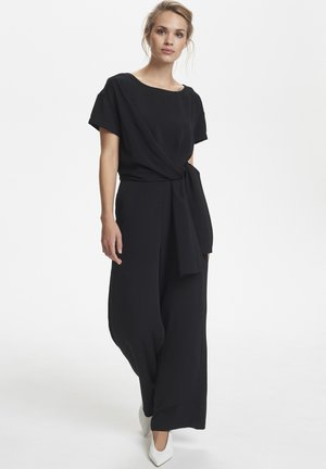 Jumpsuit - black deep