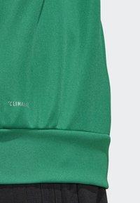 adidas Performance - TIRO 19 CLIMALITE TRACKSUIT - Training jacket - green - 6