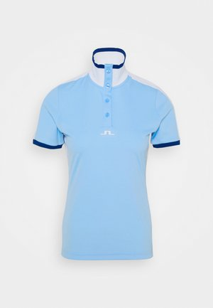 MINNA GOLF - Polo shirt - summer blue