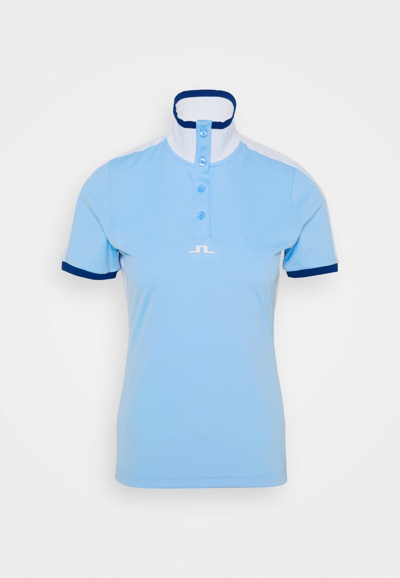 J.LINDEBERG - MINNA GOLF - Polo shirt - summer blue