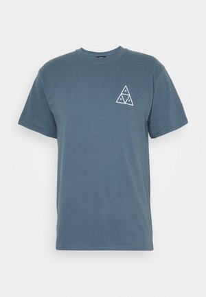 LUPUS NOCTEM TEE - Print T-shirt - slate
