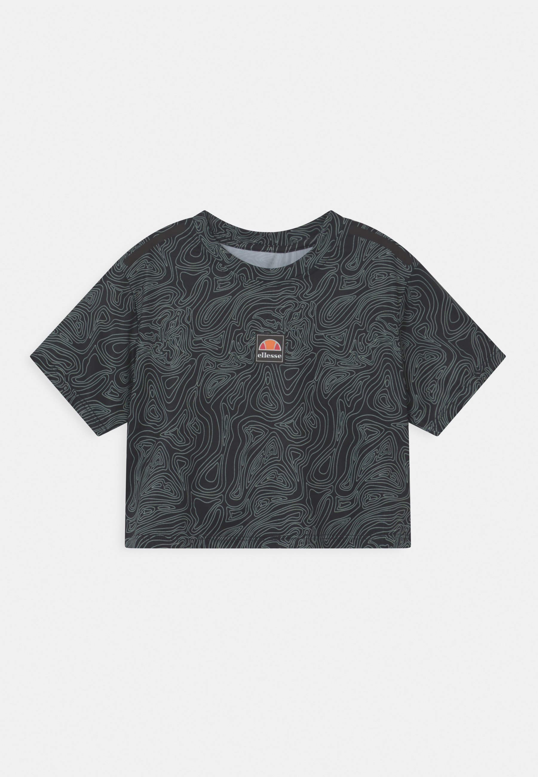 Kids ASALI CROPPED UNISEX - Print T-shirt