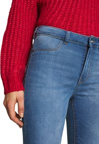 JDY - JDYNIKKI HIGH - Jeans Skinny Fit - light blue denim - 3