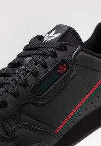 adidas Originals - CONTINENTAL 80 - Sneakers - core black/scarlet/collegiate green - 5