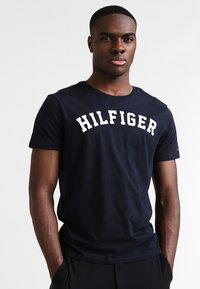 Tommy Hilfiger - Maglia del pigiama - blue - 0