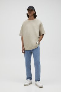 PULL&BEAR - Jeans a sigaretta - light blue - 1