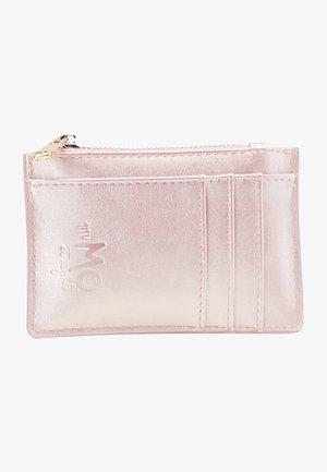Peněženka - rosa metallic