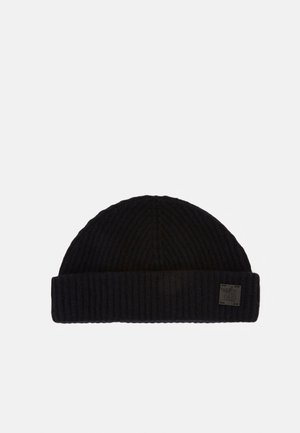 SHORT BEANIE - Beanie - dark navy