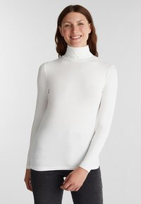 Esprit - CORE - Long sleeved top - off white - 3