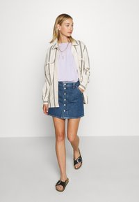 Levi's® - UTILITY SKIRT - Denim skirt - snooze ya lose - 1