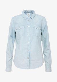 Lee - REGULAR WESTERN - Skjorte - summer blue - 4
