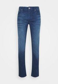 Jack & Jones - TIM ORIGINAL  - Jeans slim fit - blue denim - 4