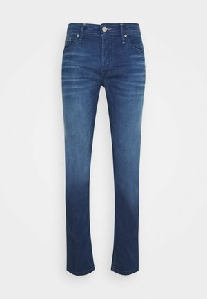 TIM ORIGINAL  - Slim fit jeans - blue denim