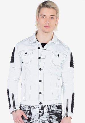 CJ163 - Denim jacket - white