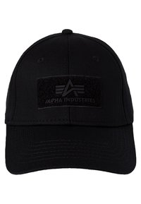 Alpha Industries - Cap - schwarz - 2